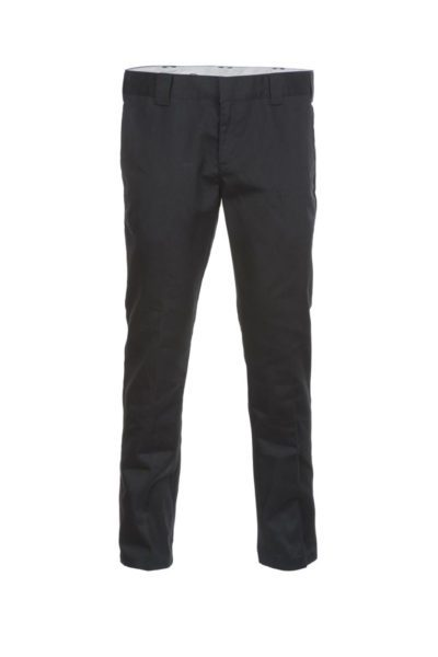 Slim Fit Work Pant Black