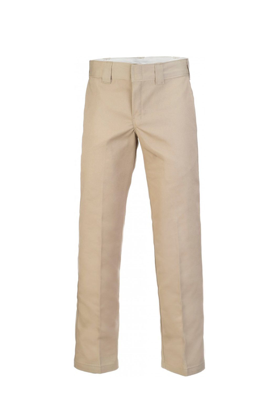 Slim straight Work Pant Khaki Green