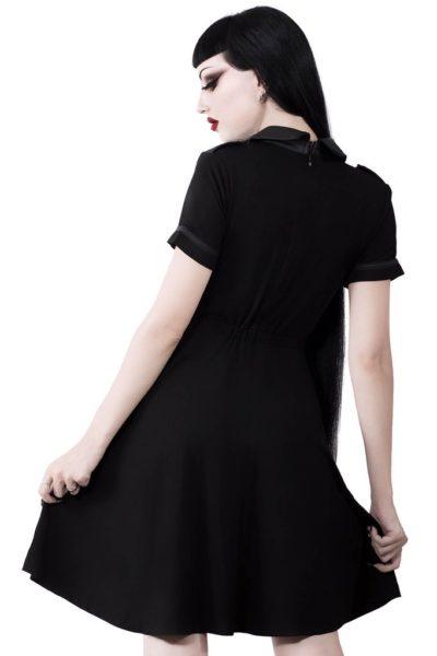 Dark Doll Dress Black