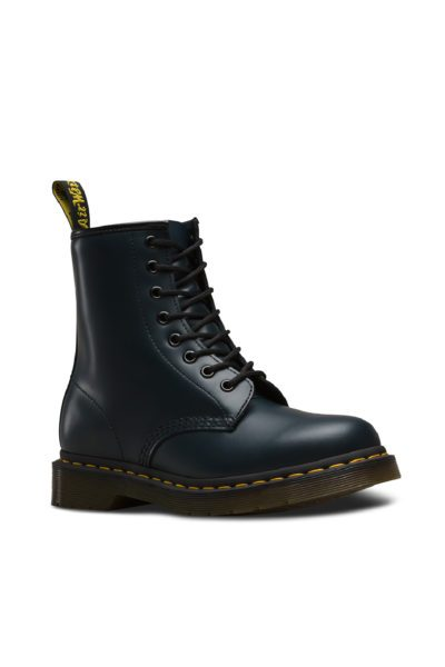 1460 8 Eye boot Navy Blue