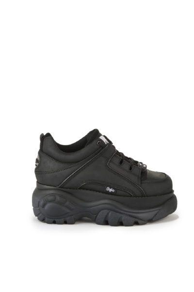Buffalo 1339 Platform Sneaker Black