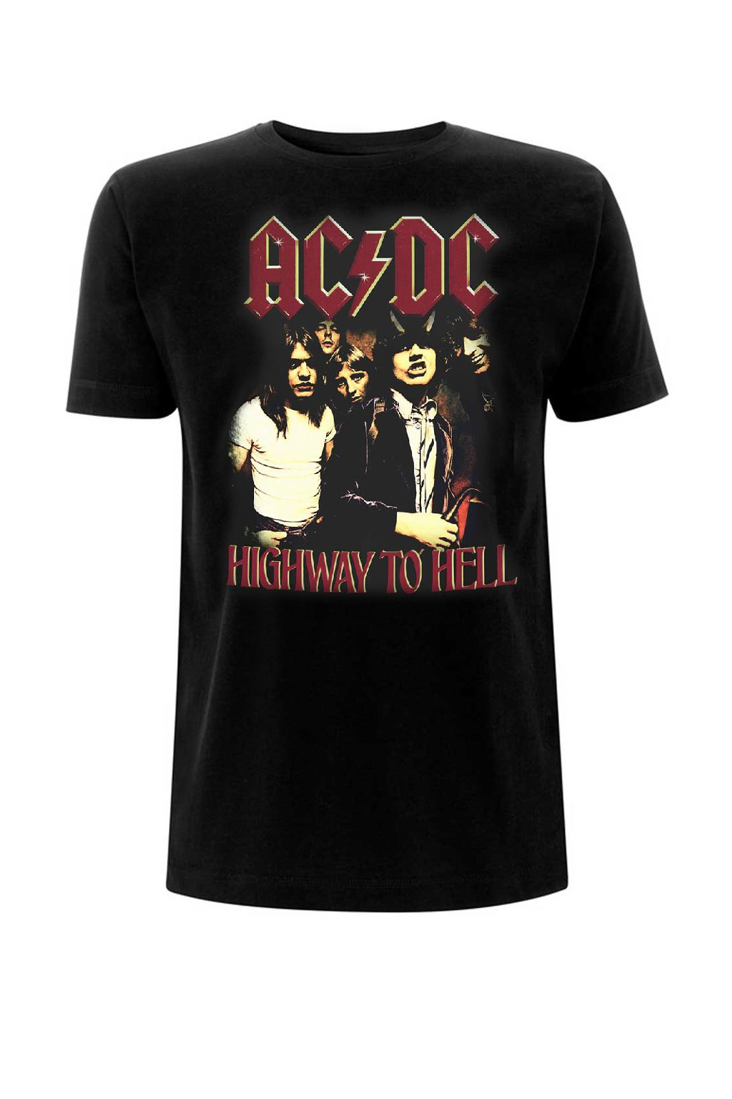 Boys Tee AC/DC Highway To Hell