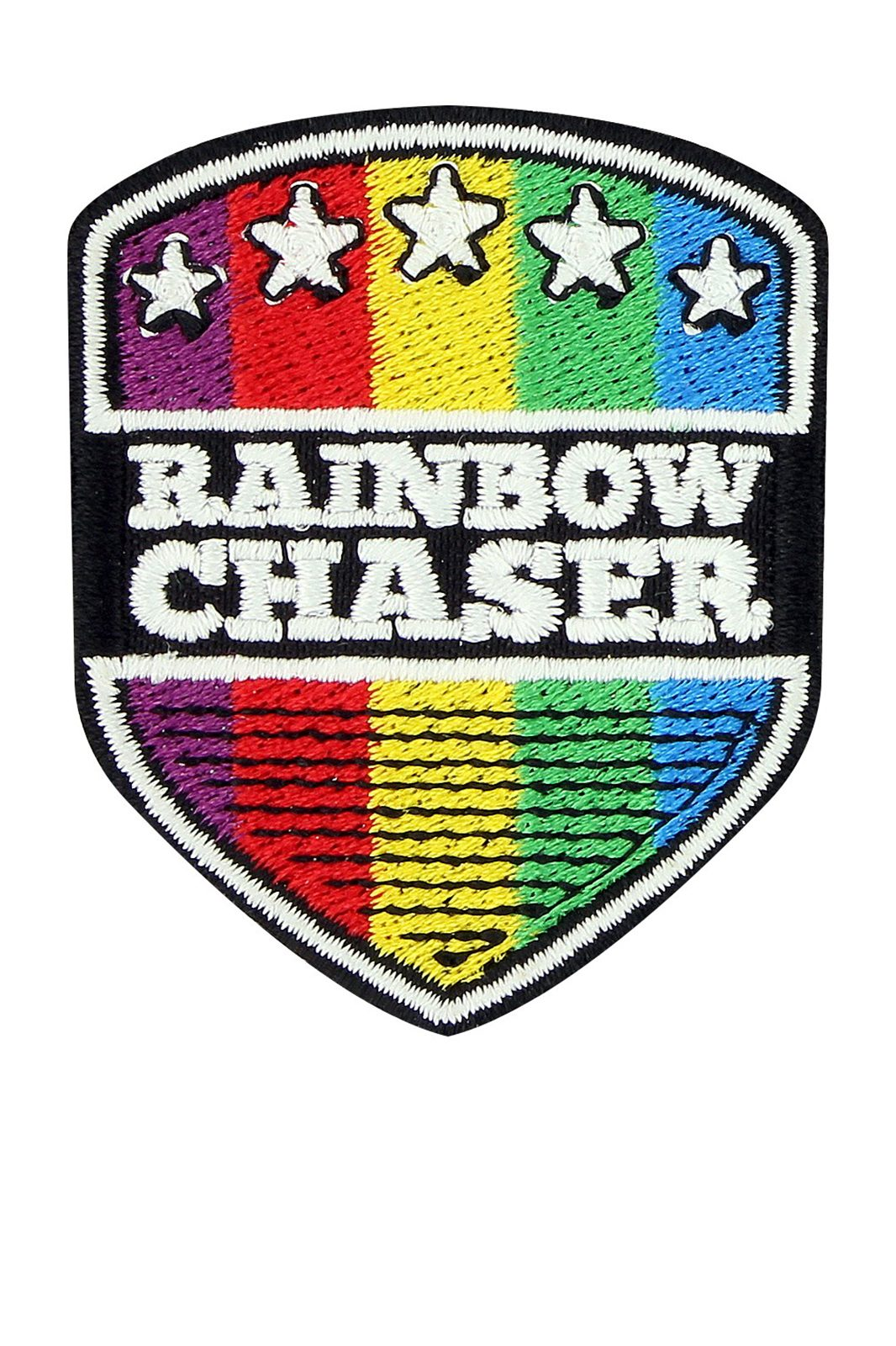 Rainbow Chaser Patch