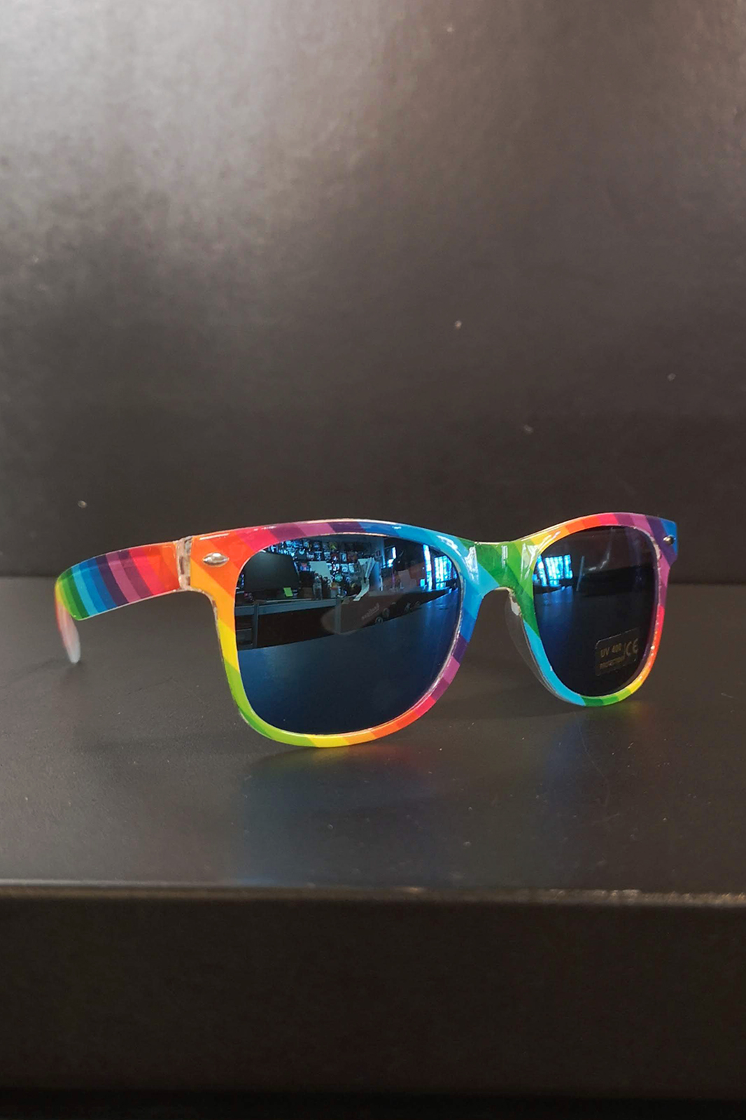 Rainbow Wayfarer Sunglasses