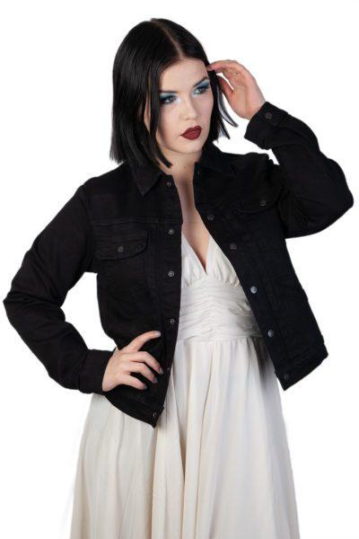 Indiana Jacket Black