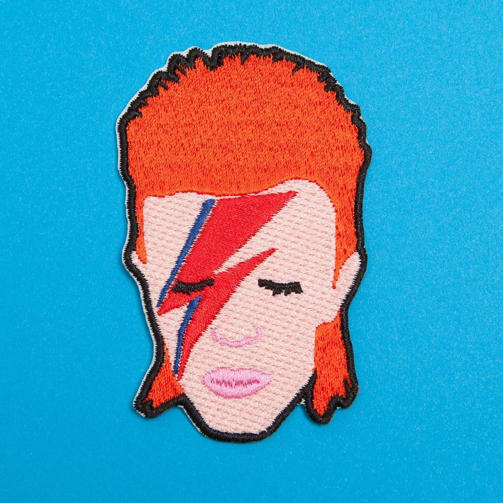 David Bowie Patch