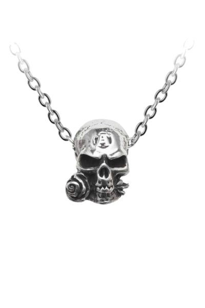 Alchemist Amulet Skull