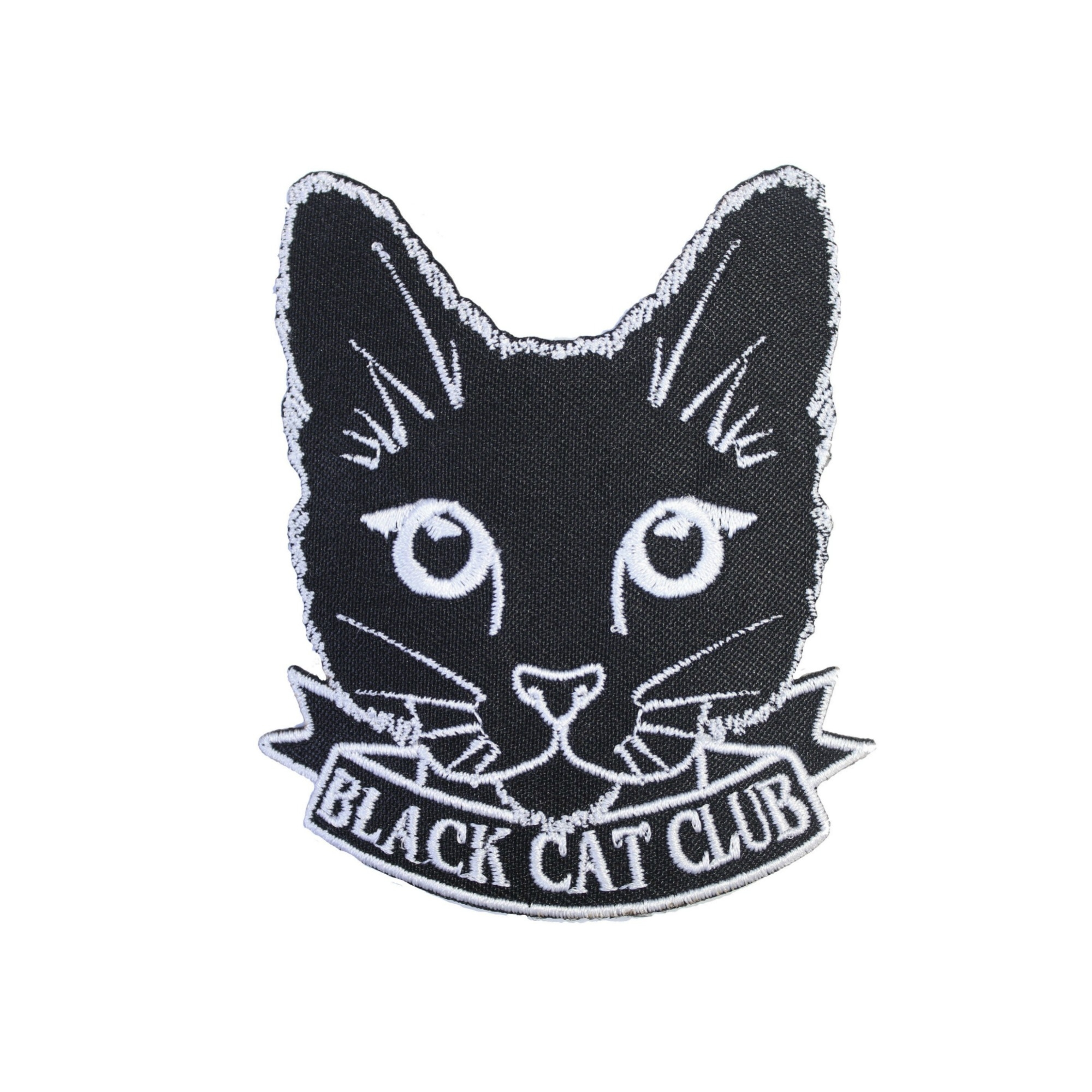 Black Cat Club Patch