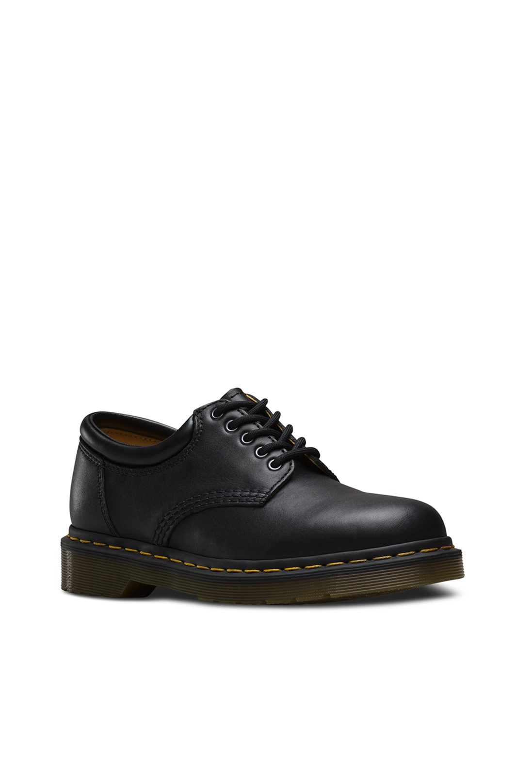 8053 5 eye shoe Black