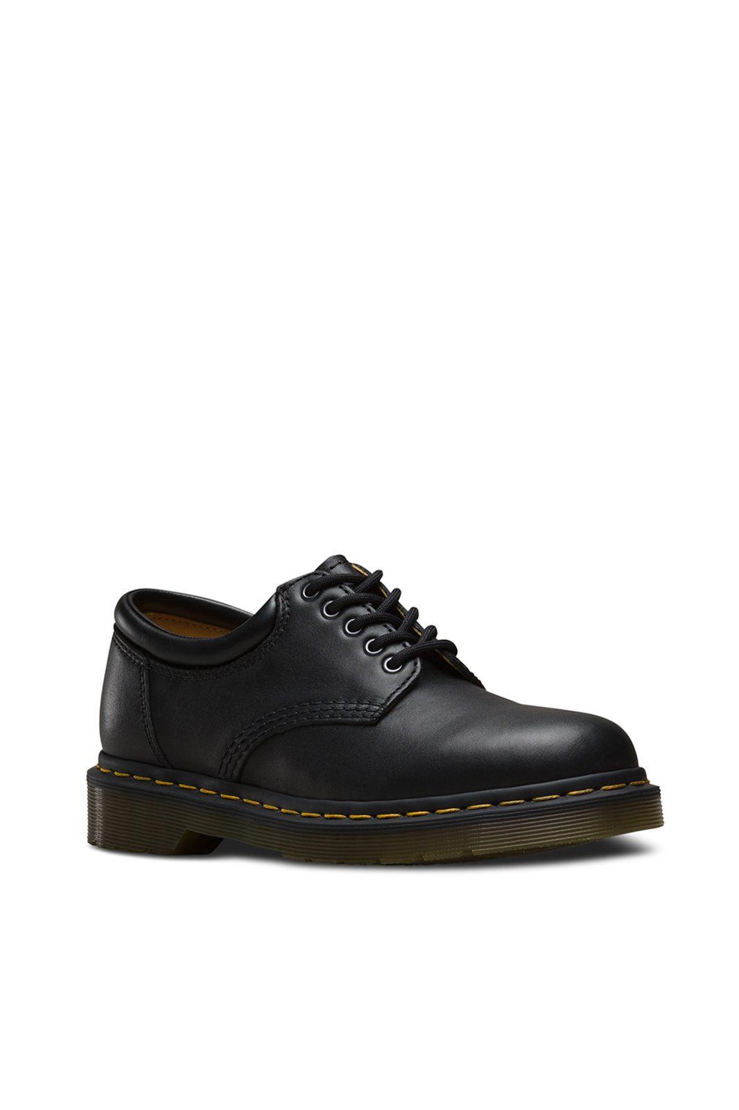 8053 5 eye shoe Black