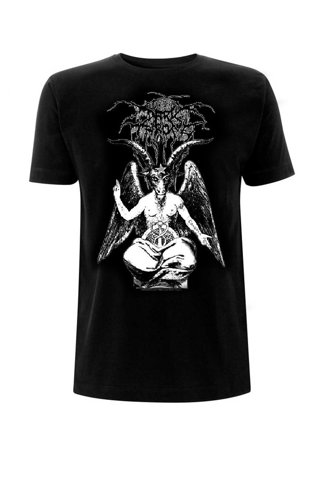 Tee Darkthrone Black Death Beyond Baphomet Black