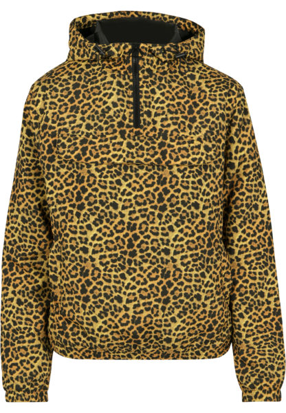 Pull Over Jacket Leo Leopard