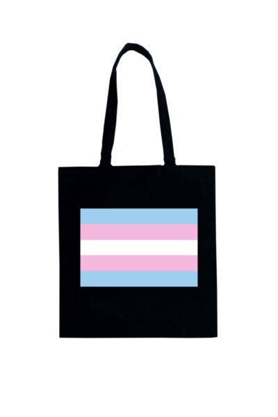 Tote Bag Trans flag