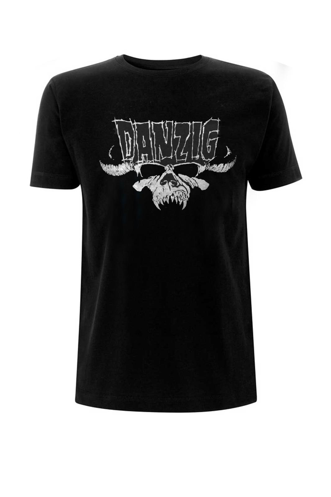 Tee Danzig Classic Logo Black