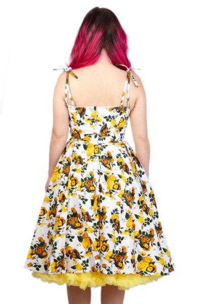 Soireé Summer Dress White
