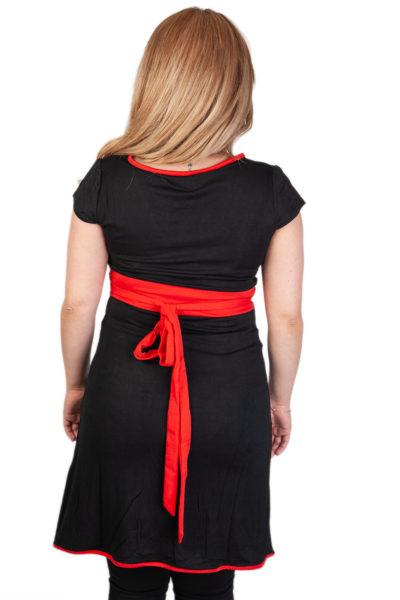 Hanna Dress Black