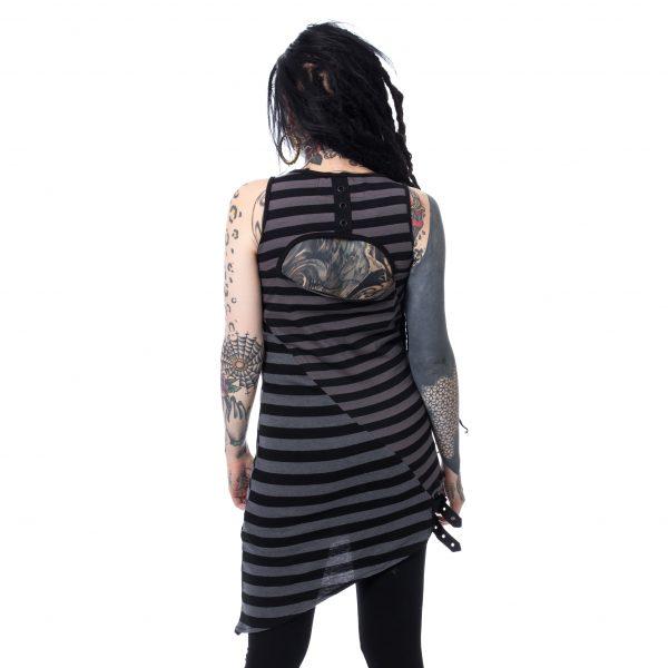 Tona Dress Grey