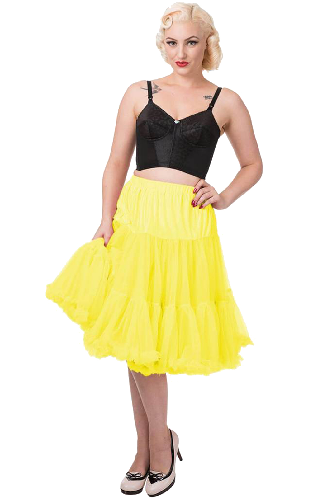 Petticoat Lifeforms Yellow