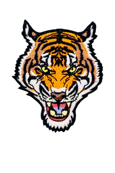 Unorthodox Collective Tiger Patch