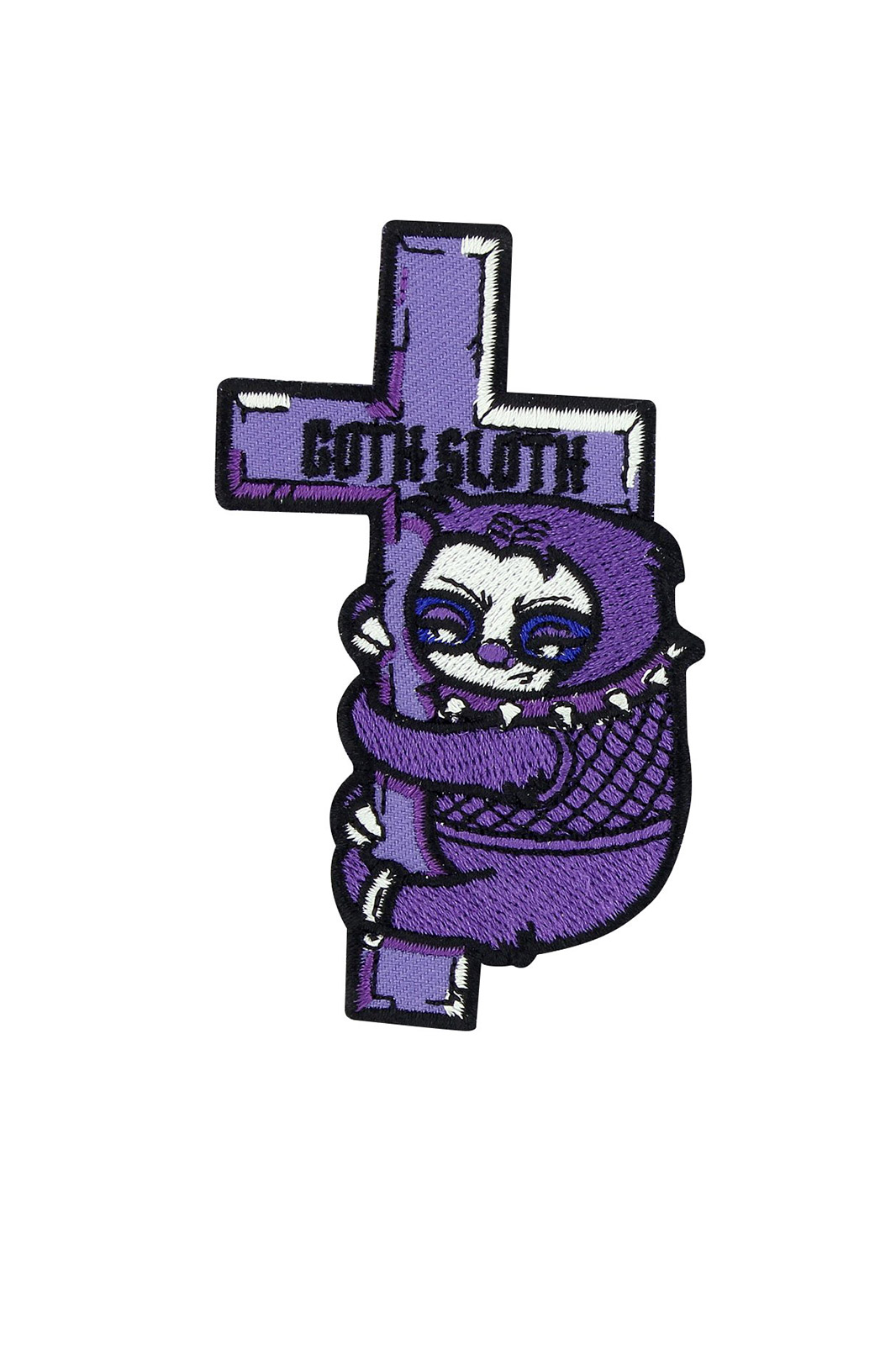 Goth Sloth Patch
