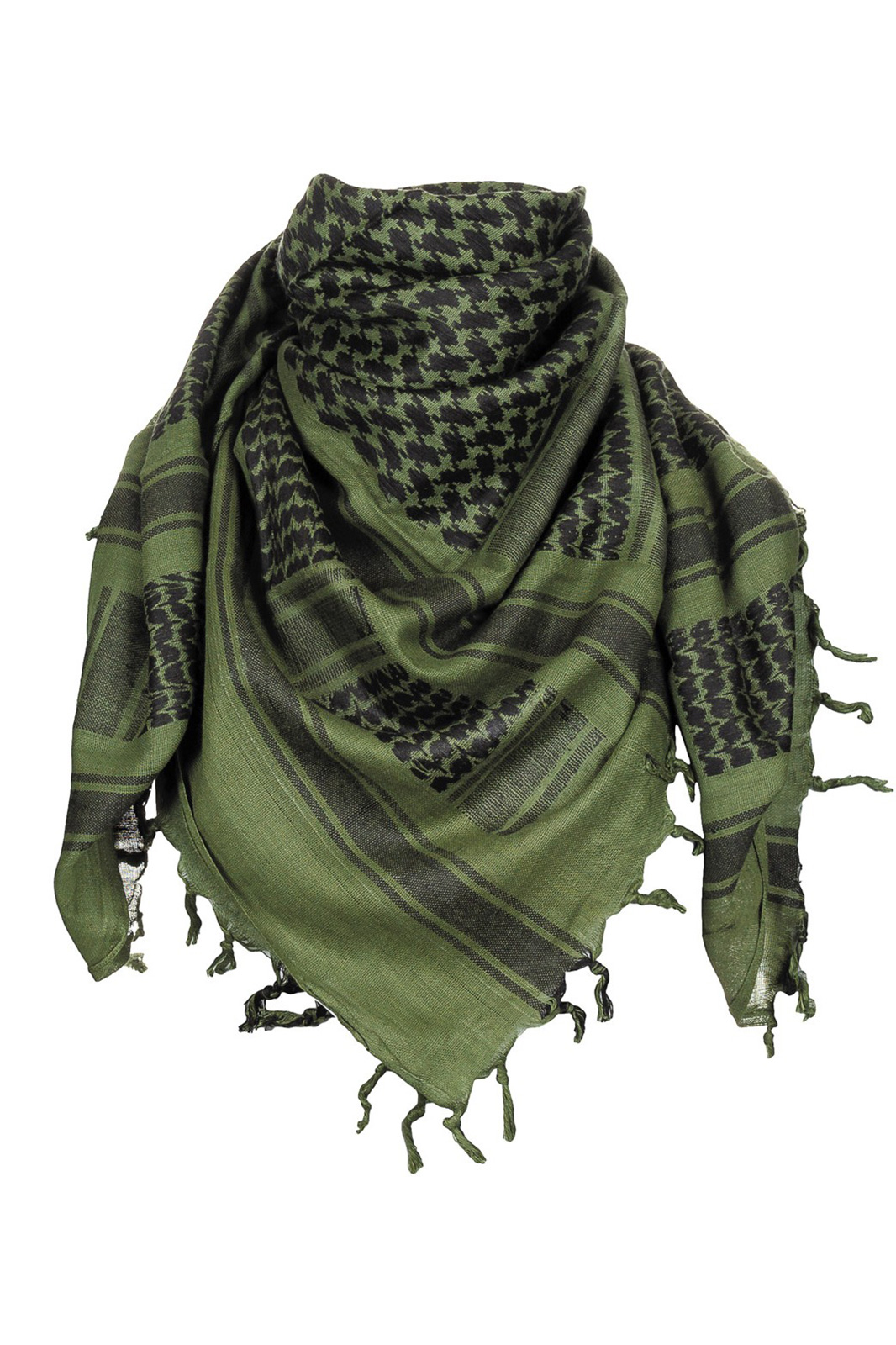 Palestina Scarf Green/Black