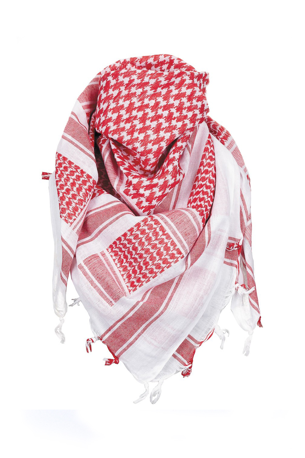 Palestina Scarf Red