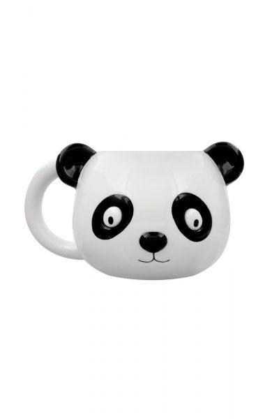 Cute Panda Head Mug