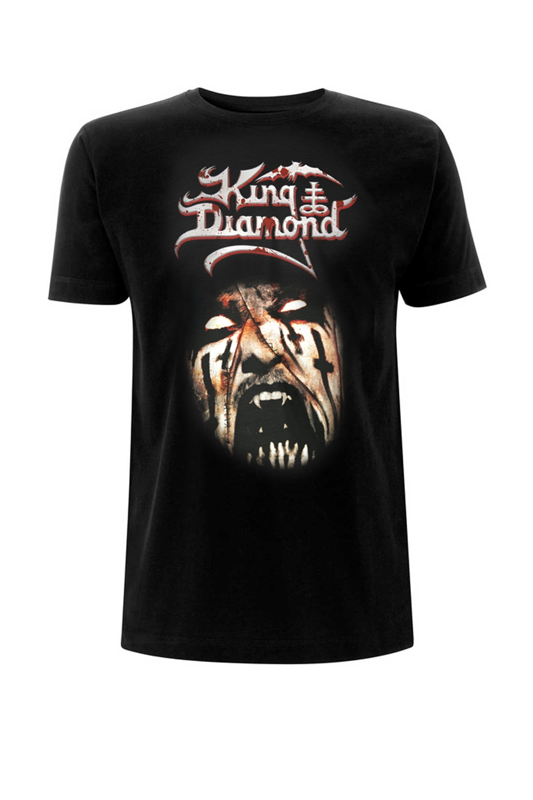 King Diamond Puppet Master Black
