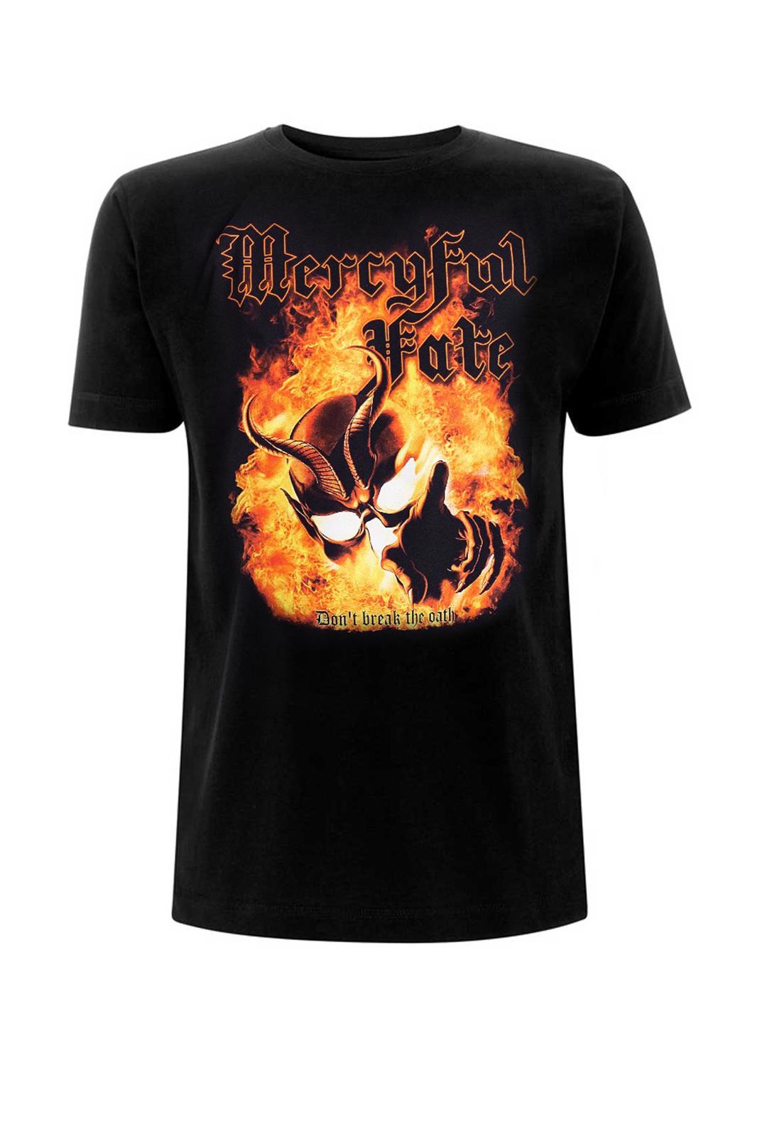 Mercyful Fate Dont Break The Oath Black