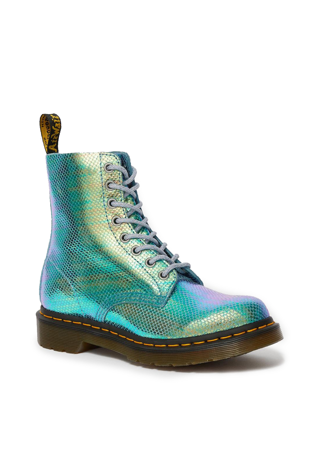 1460 Pascal Iridescent Mermaid Blue