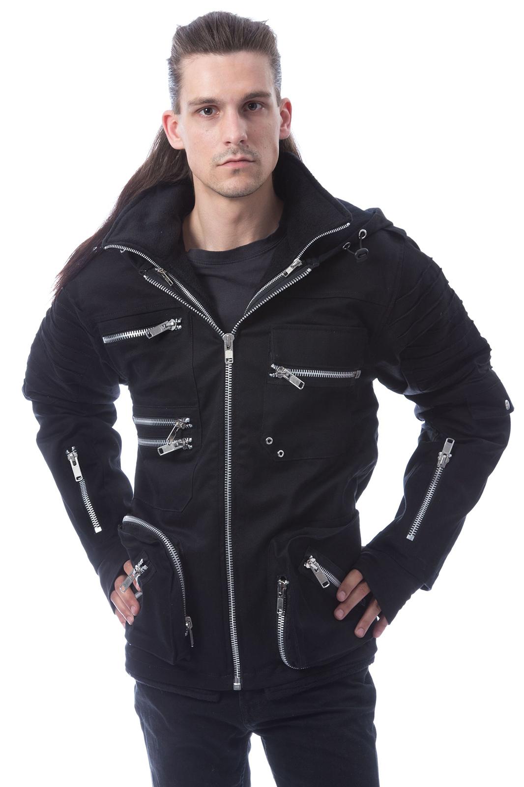 Marcus Jacket Black