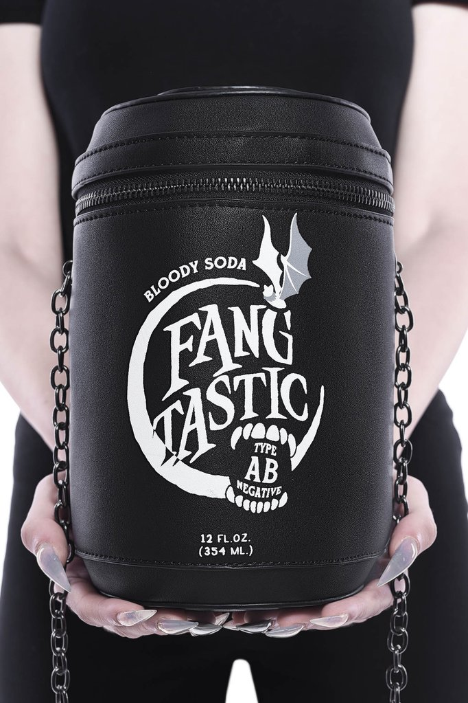 Fangtastic Soda Handbag