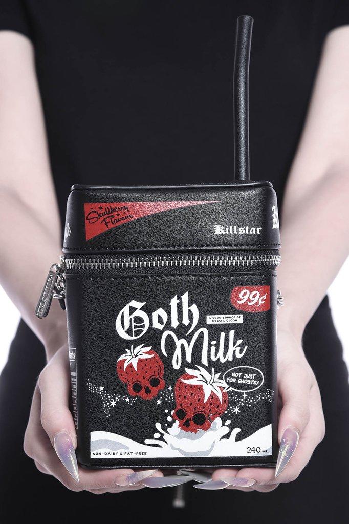 Goth Milk Handbag