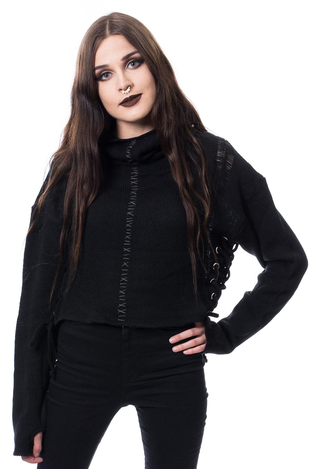 Amaia Top Black