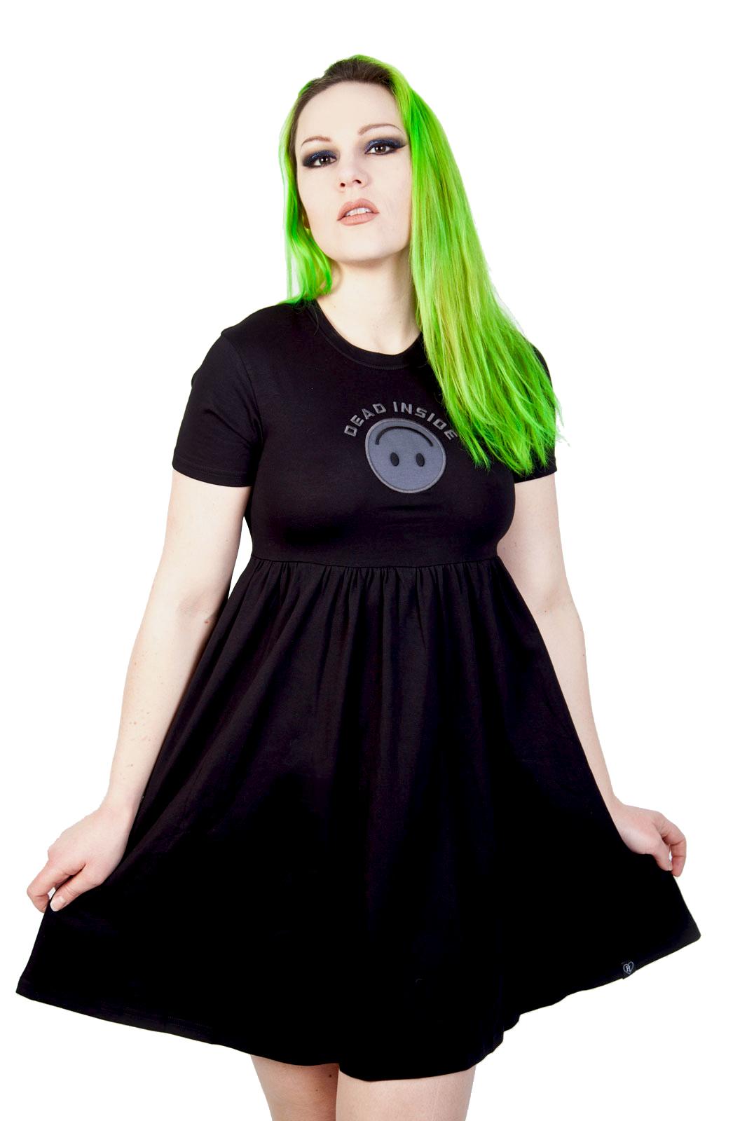 Apathy Dress Black