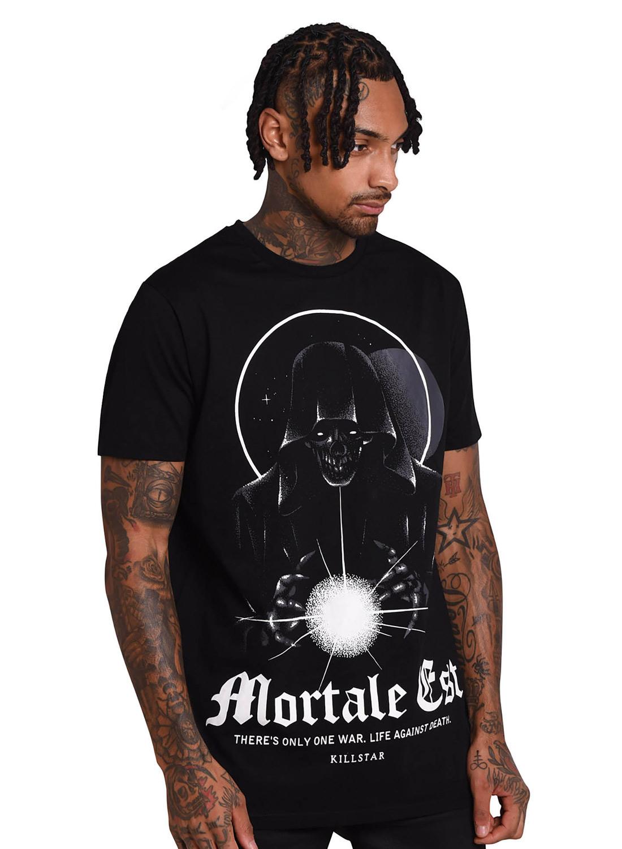 Killstar Mortale T-shirt Black