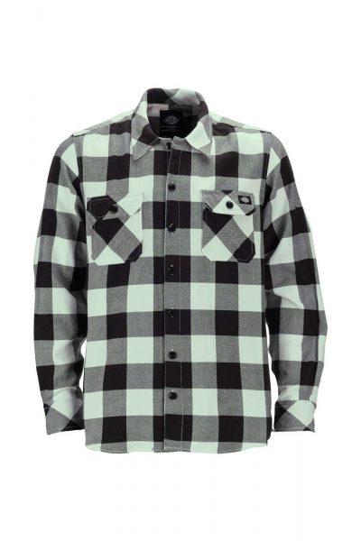Sacramento Shirt Mint Green