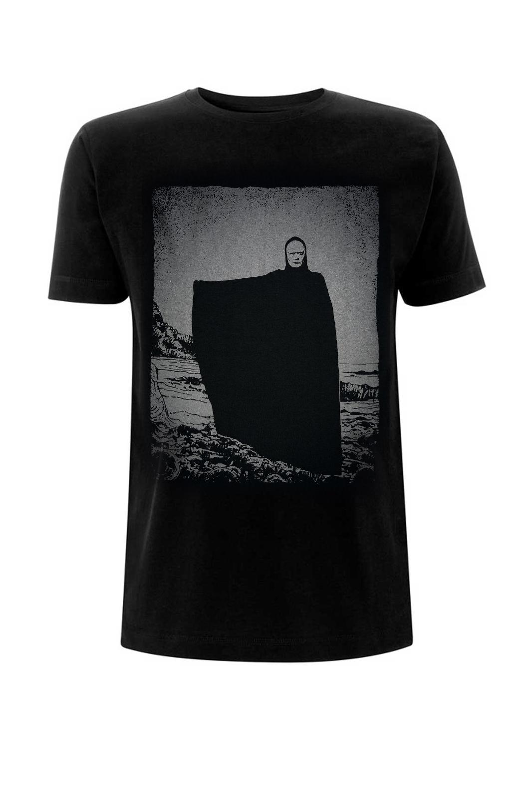 Tee Death 7th Seal Black