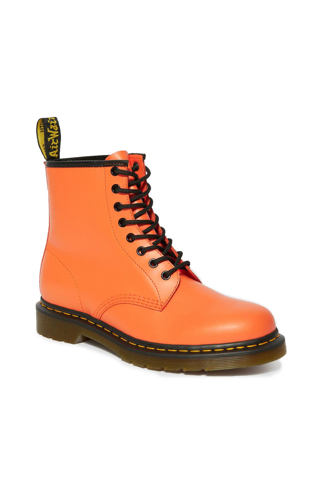 1460 8 eye Boot Orange