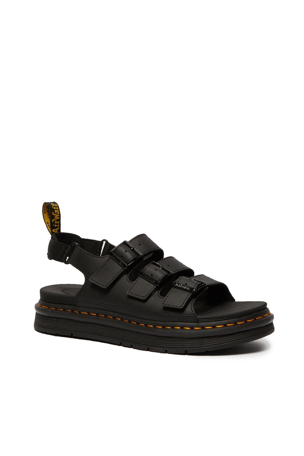 Soloman Sandals Black