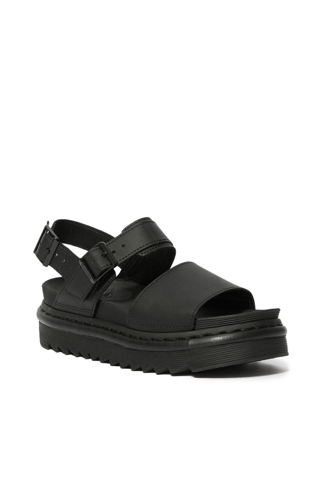 Voss Sandals Black