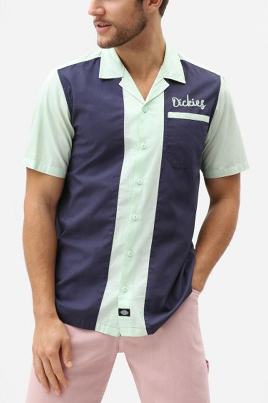 Pulaski Shirt Navy Blue