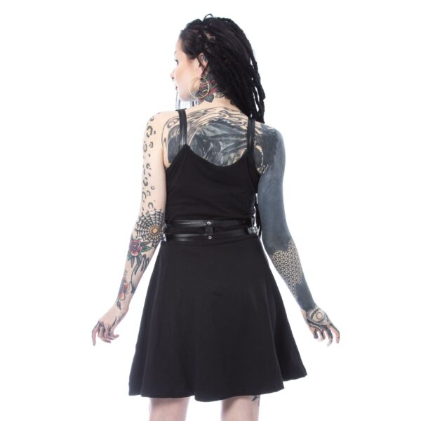 Lunar Dress Black