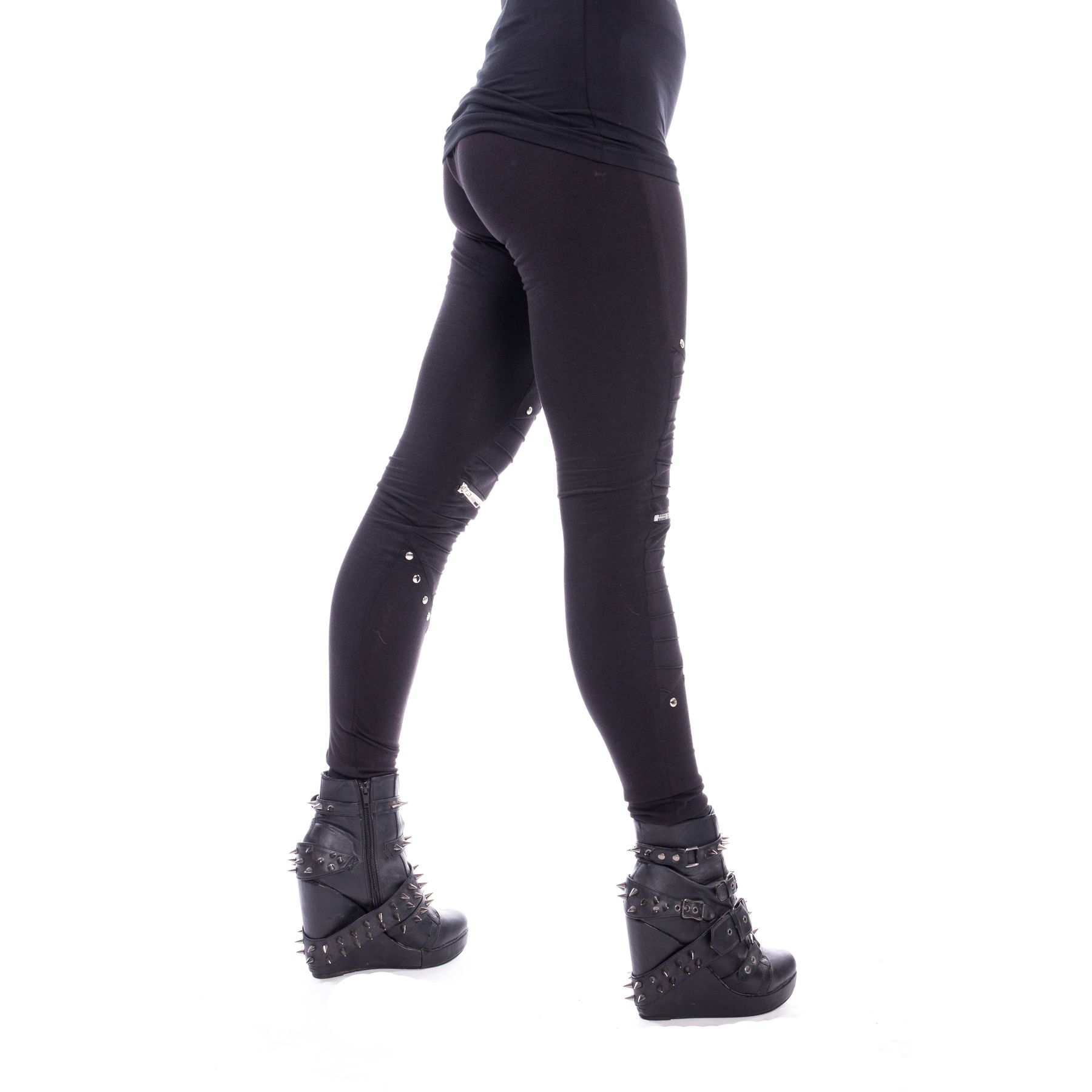 Wind Leggings Ladies Black