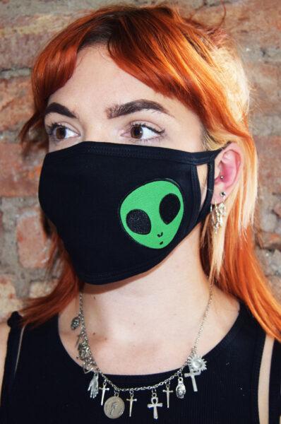 Alien Face Mask
