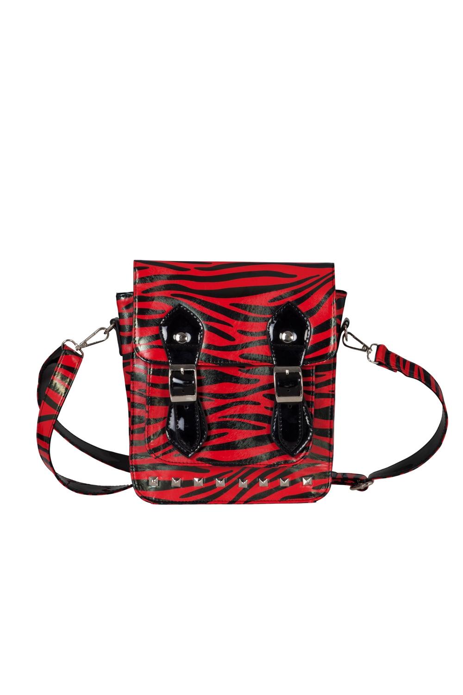 Zebra Sachet Bag