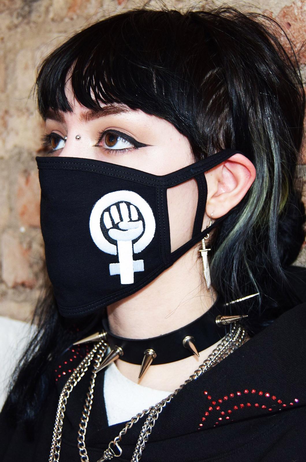 Feminist Face Mask