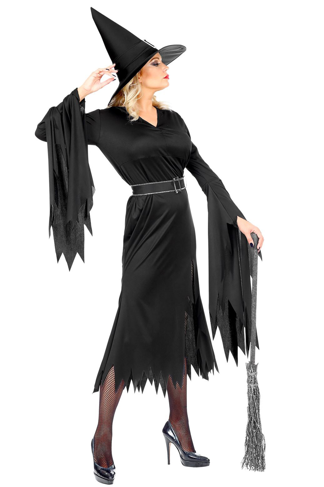 Witch Costume Black