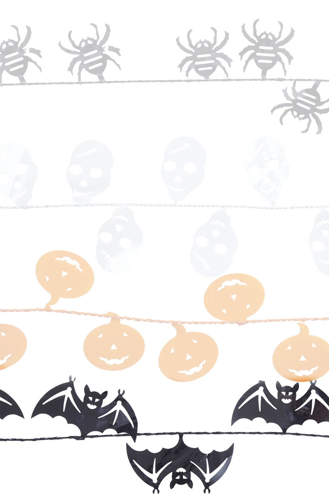 Halloween Wire Bats
