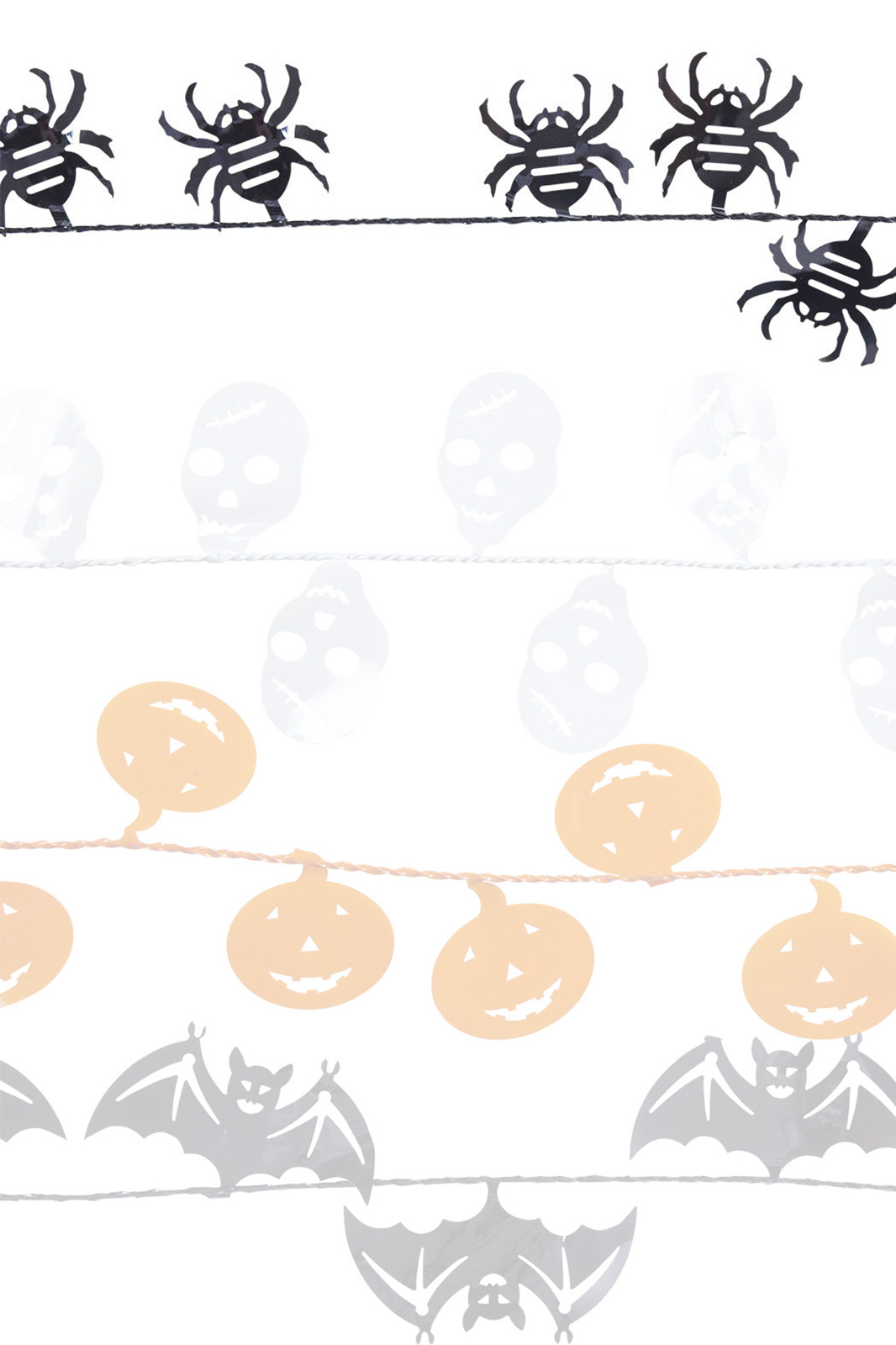 Halloween Wire Spiders